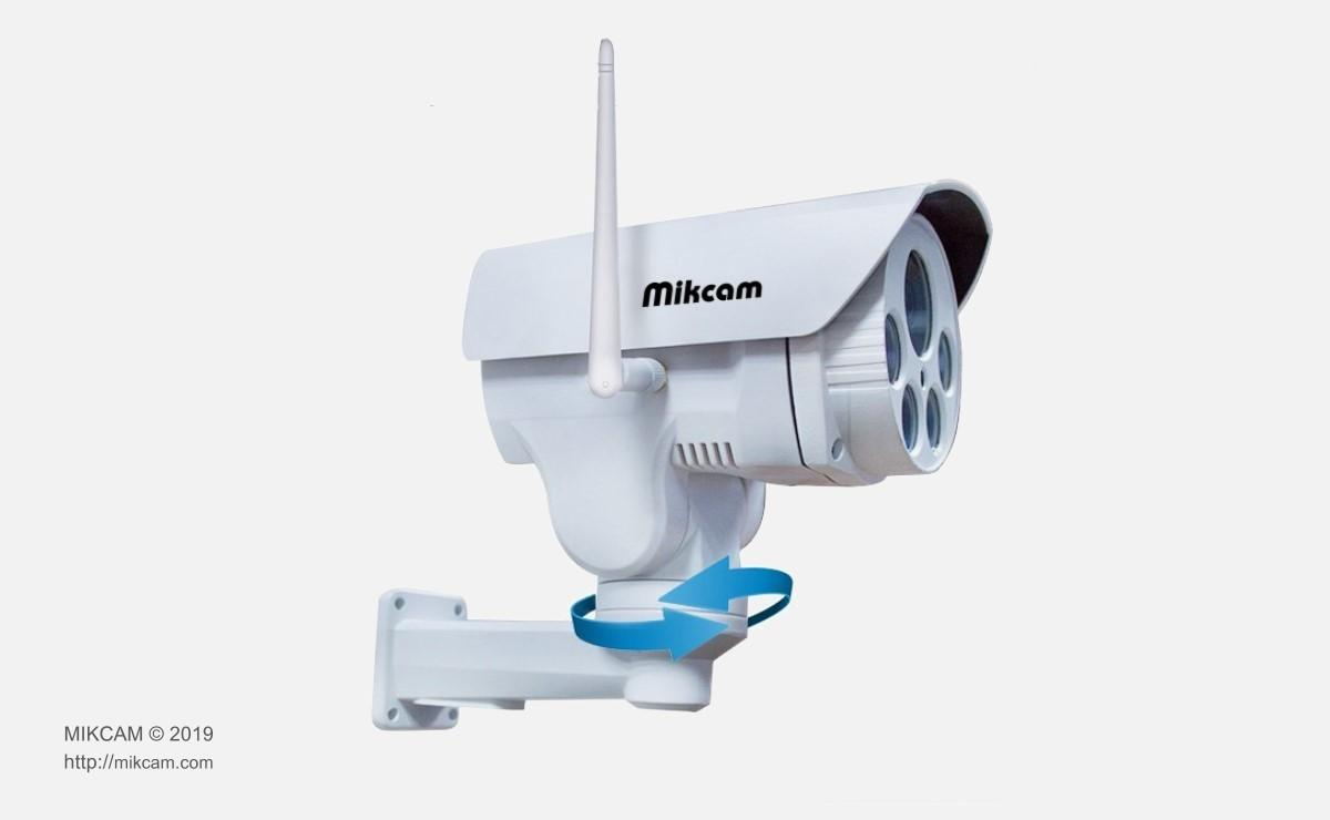 Waterproof 4x Zoom PTZ IP Camera HD 960P/Sony 323 For Sale - Mikcam